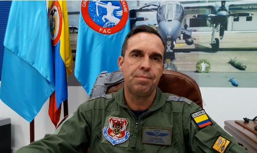 Photo of Cayó alias Ñangas en una operación de la Fuerza Aérea Colombiana y el Ejército en límites entre Boyacá y Casanare