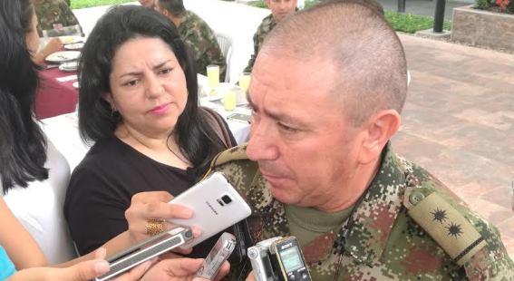 Photo of Comandante de la VIII División entregó balance de acciones adelantadas contra el ELN y organizaciones ilegales