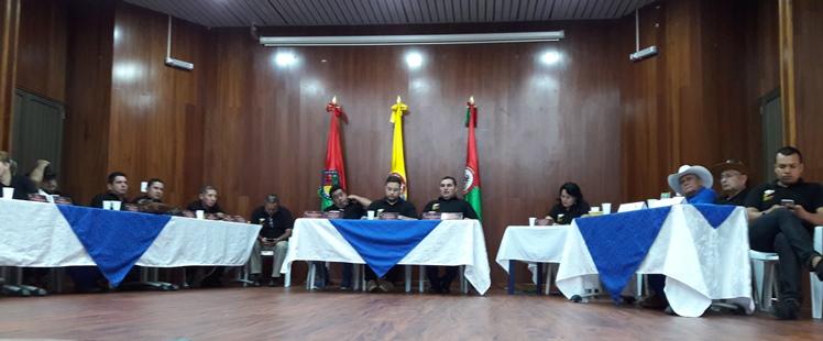 Photo of En Paz de Ariporo y Aguazul, se adelantaron los primeros Cabildos Abiertos Modelo Casanare