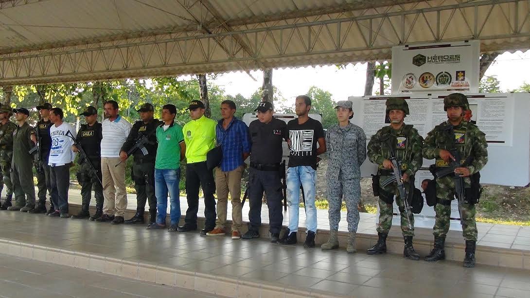 Photo of Operación interagencial asesta duró golpe contra el ELN que delinquía en los departamentos de Arauca, Boyacá y Casanare