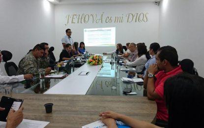 Se reunió Consejo Seccional de Estupefacientes en Casanare con el acompañamiento del Ministerio de Justicia