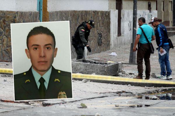 Photo of Falleció patrullero que resultó herido por explosión en La Macarena