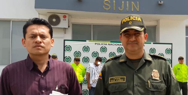 Photo of Caen los Vaquianos en una operación de la Policía Casanare y la Fiscalía Seccional en Villanueva y Paz de Ariporo