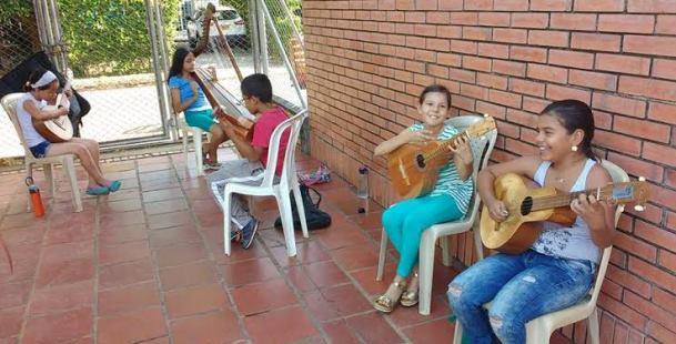 Photo of Arrancan procesos de formación artística en la Dirección de Cultura y Turismo Departamental