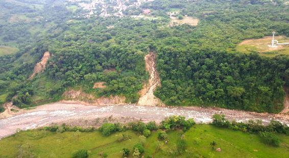 Photo of Sistemas de Monitoreo del río Cravo Sur son ubicados en Labranzagrande y en el puente La Cabuya para prevenir riesgos