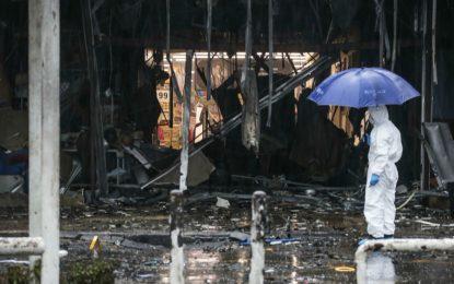 Más de 50 heridos en Tailandia por la explosión de carro bomba