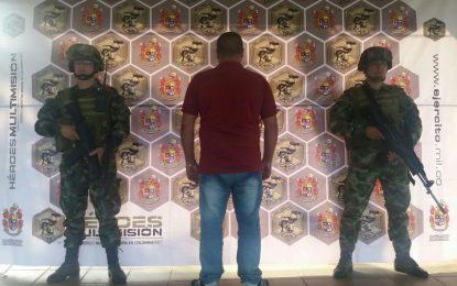 Hombres responsables de acciones terroristas en Tame y Saravena fueron capturados
