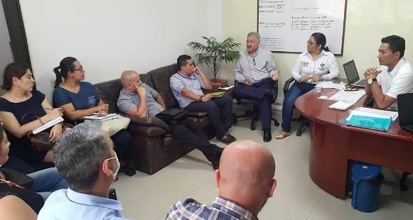 Photo of Secretaría de Salud de Casanare revisa proyectos de modernización de las ESEs del Departamento