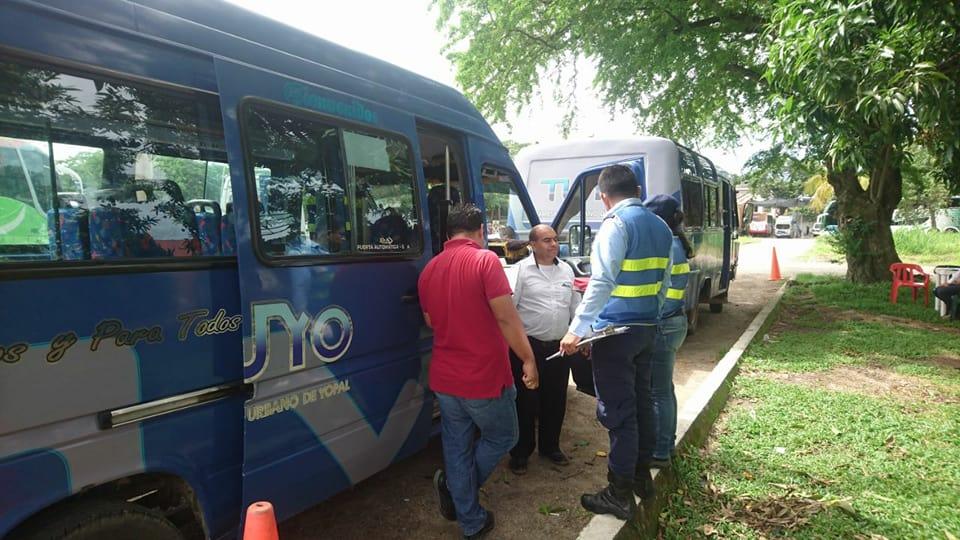 Photo of Se inicia revisión de vehículos de Servicio Público Colectivo en Yopal
