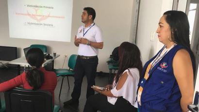 Photo of Ruta de atención de casos de violencia de género y sexual deben ser optimizadosy comprendidos: Secretaría de Salud de Yopal
