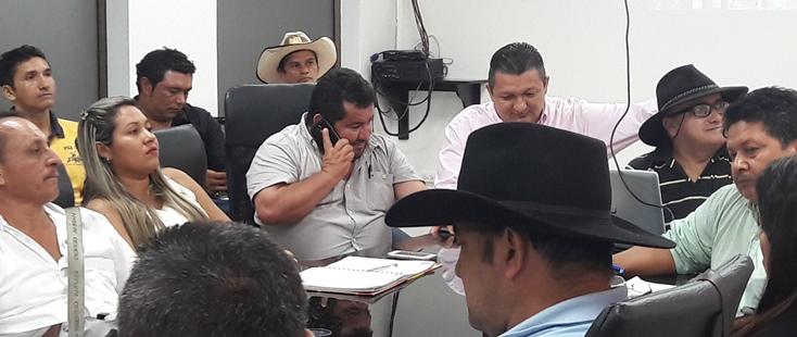 Photo of Inconformismo y malestar entre los comunales por desaciertos de la Industria Petrolera en Casanare