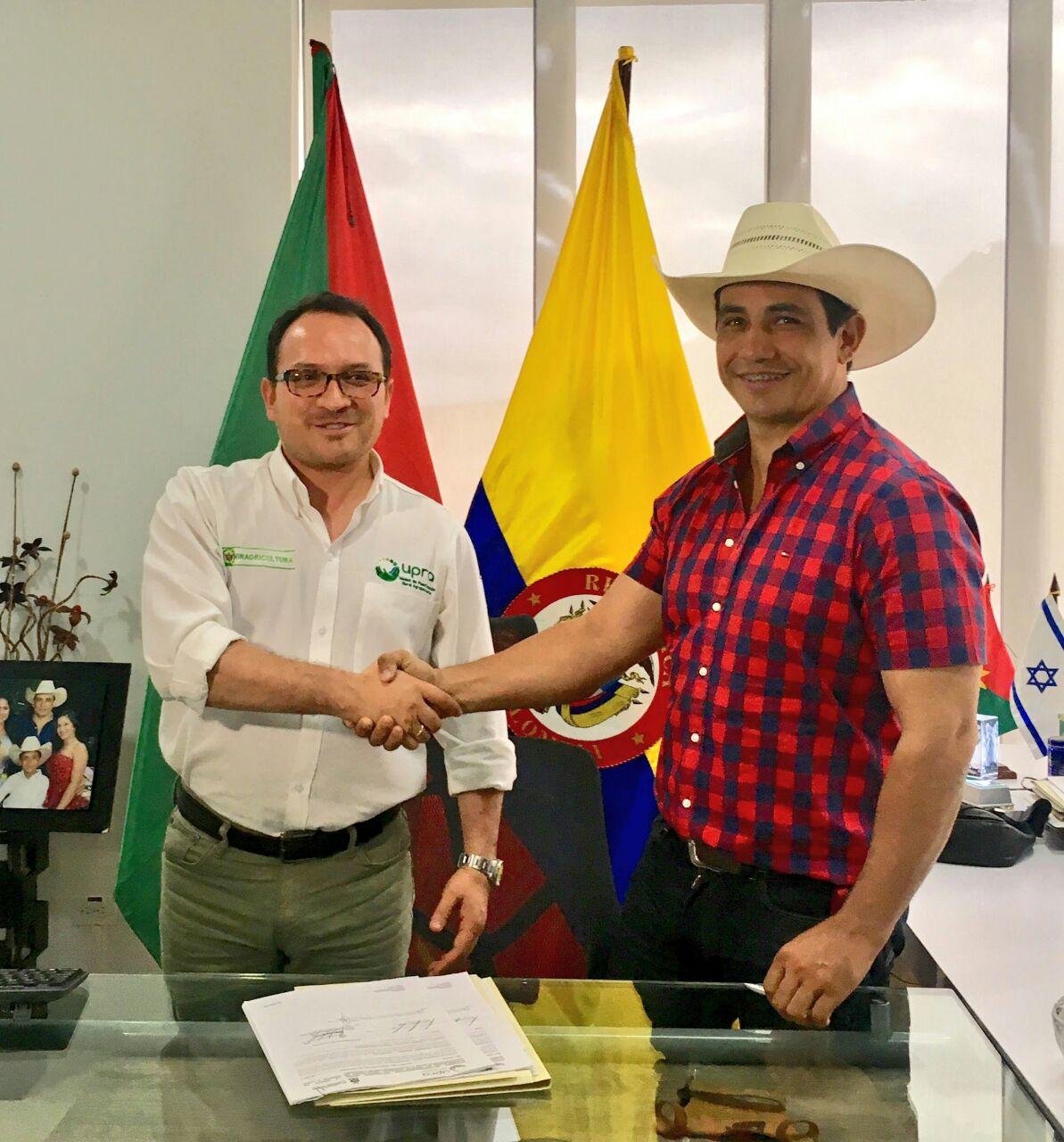 Photo of Ministerio de Agricultura y Gobernación de Casanare aunan esfuerzos para definir áreas de producción