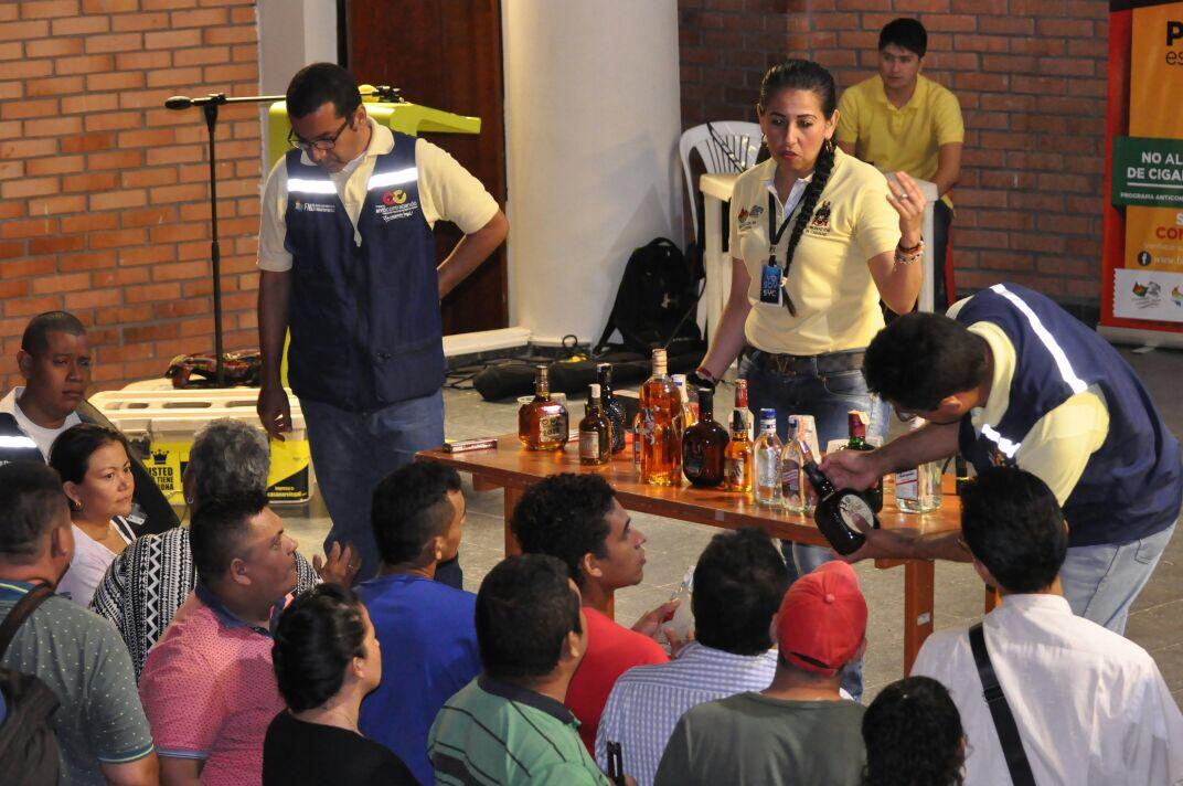 Photo of Secretaría de Salud municipal llevó a cabo capacitación para expendedores de bebidas alcohólicasen Yopal