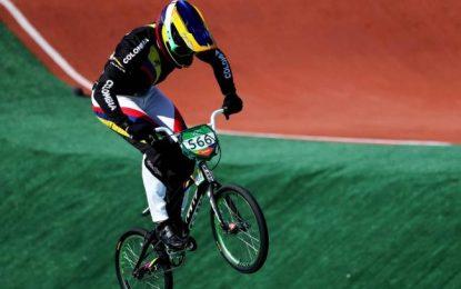 Estupenda actuación de la selección Colombia de BMX en la Copa Latinoamericana
