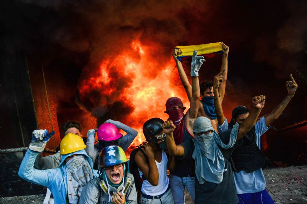 Photo of De las aulas a las calles: cien días de marchas