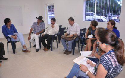 Alcalde de Yopal busca estrategias para apoyar la educación y la cultura del municipio