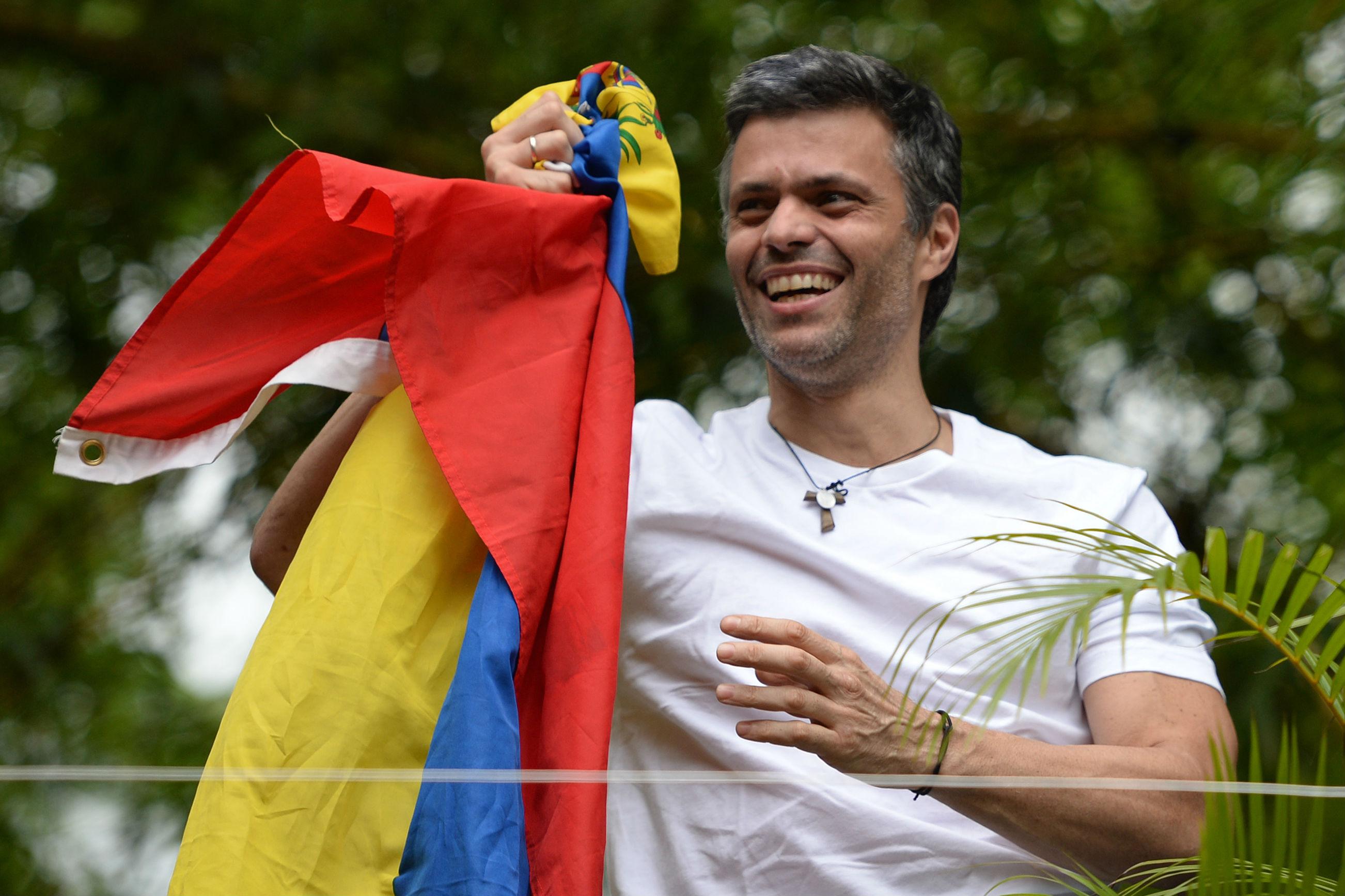 """Photo of Grupo de expertos de la ONU pide """"inmediata liberación"""" de Leopoldo López"""
