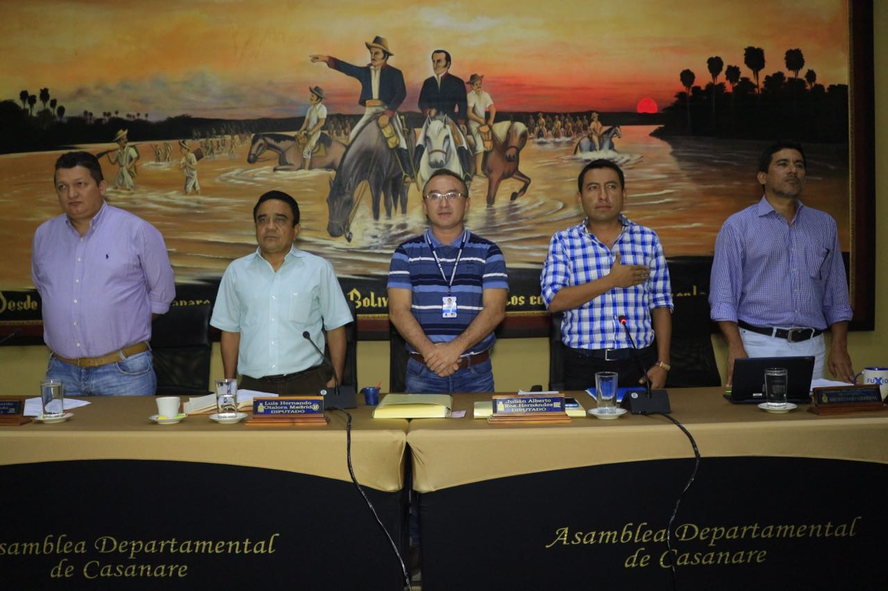 Photo of Finalizó período de sesiones en la Asamblea departamental