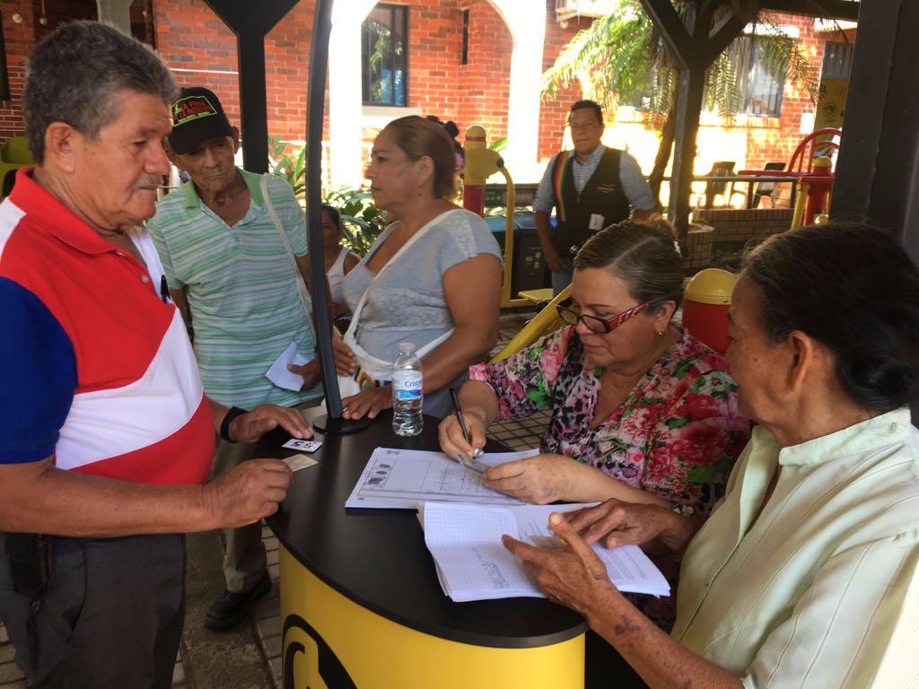 Photo of Último día para que los beneficiarios del subsidio económico de Colombia Mayor actualicen datos y huellas dactilares