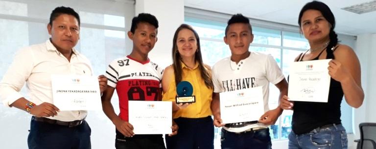 Photo of Grupo casanareño gana programa Ondas de Colciencia con proyecto que resalta cultura indígena