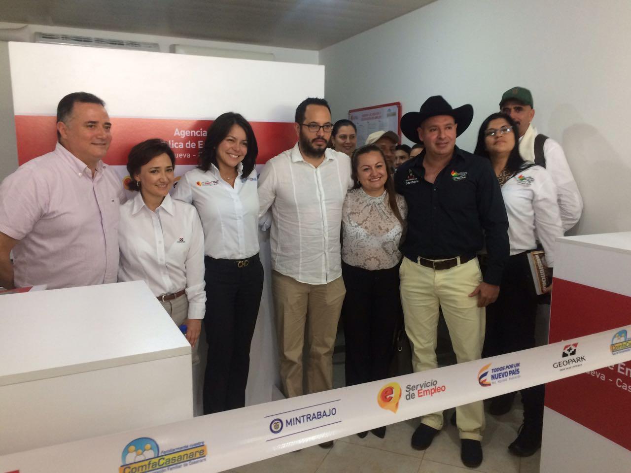 Photo of Representante de MinEmpleo acompañó apertura de Agencia de gestión y colocación en Villanueva