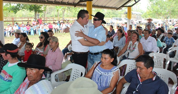 """Photo of """"Gracias Yopaleños por demostrar que quieren dejar el municipio en buenas manos"""": Arcenio Sandoval"""