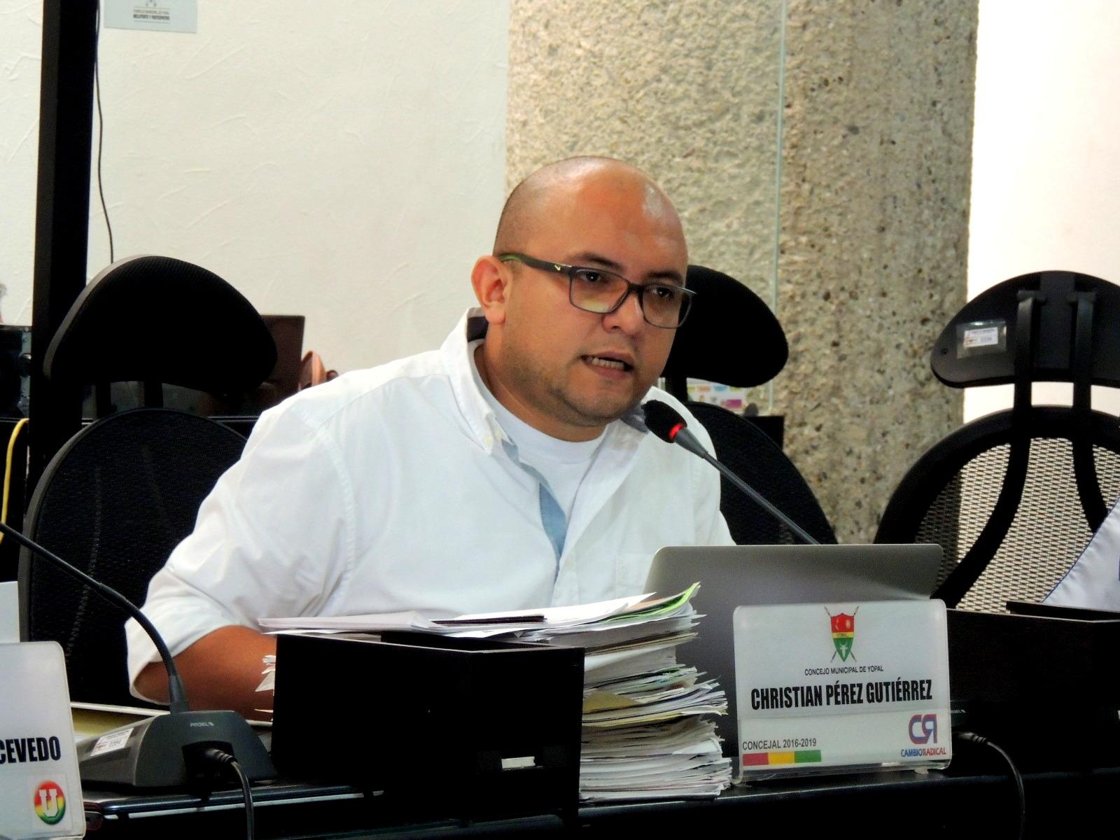 Photo of Archivado proyecto de Acuerdo de vigencias futuras