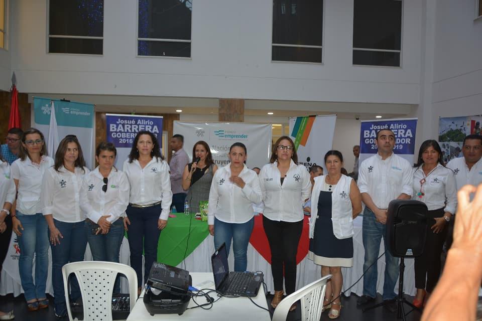 Photo of Gobernación de Casanare y Sena realizaron el lanzamiento del Fondo Emprender en el Departamento
