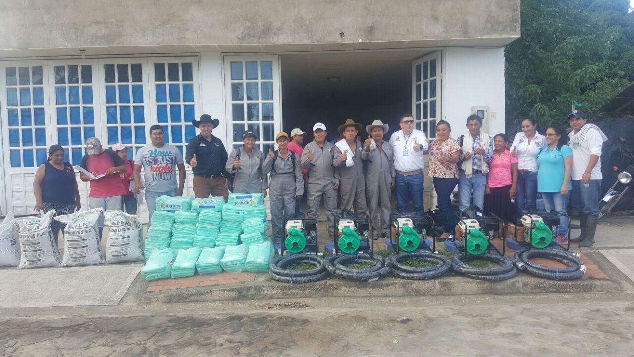 Photo of Gobernación continúa fortaleciendo las alianzas productivas de Casanare