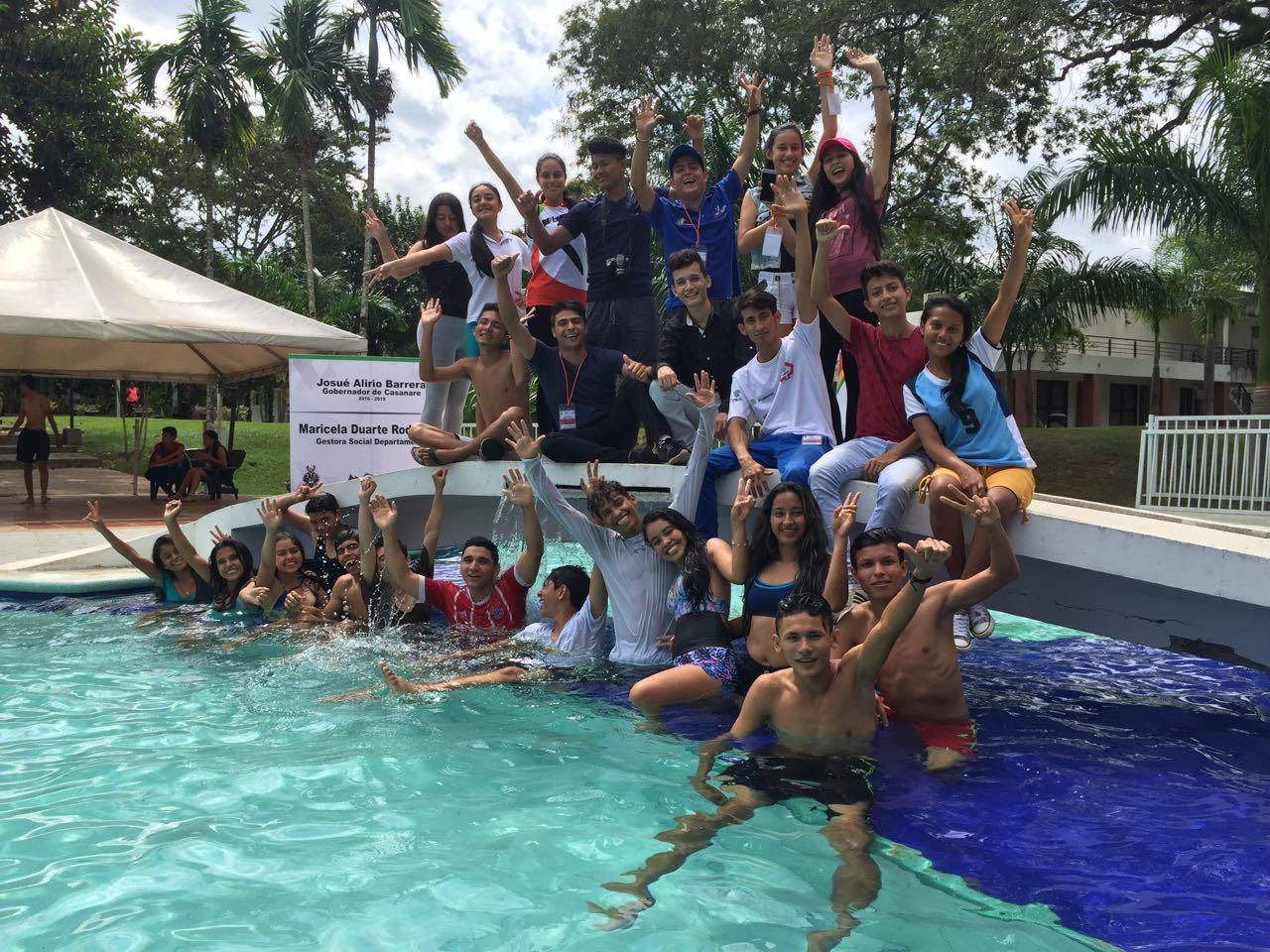 Photo of 65 jóvenes de Casanare participaron del gran encuentro de líderes