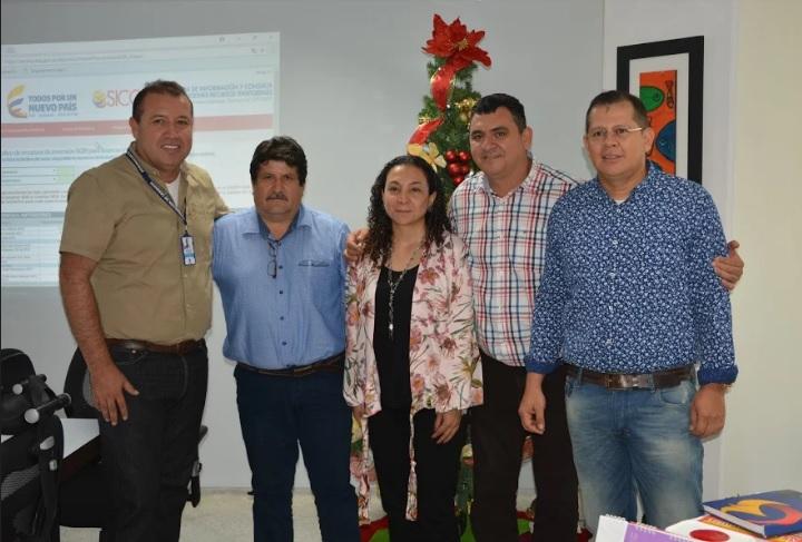 Photo of OCAD municipal aprobó seis proyectos