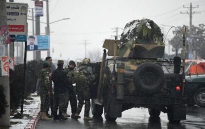 Estado Islámico reivindica ataque contra academia militar de Kabul