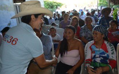 La seguridad de la región será prioridad como para mi partido Centro Democrático: Amanda Rocío González, Candidata casanareña al Senado de la República
