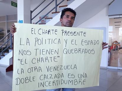 Photo of Comunidad del Charte está inconforme porque falta claridad en  la construcción de la doble calzada Yopal-Aguazul