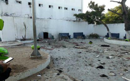 Ataque a estación de Policía en Barranquilla deja al menos siete muertos