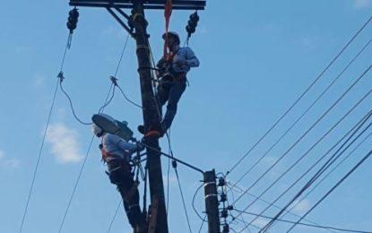 Estos son los sectores que quedarán sin servicio de energía de 8:00 am a 4:00 pm en el municipio de Aguazul, este martes 14 de julio