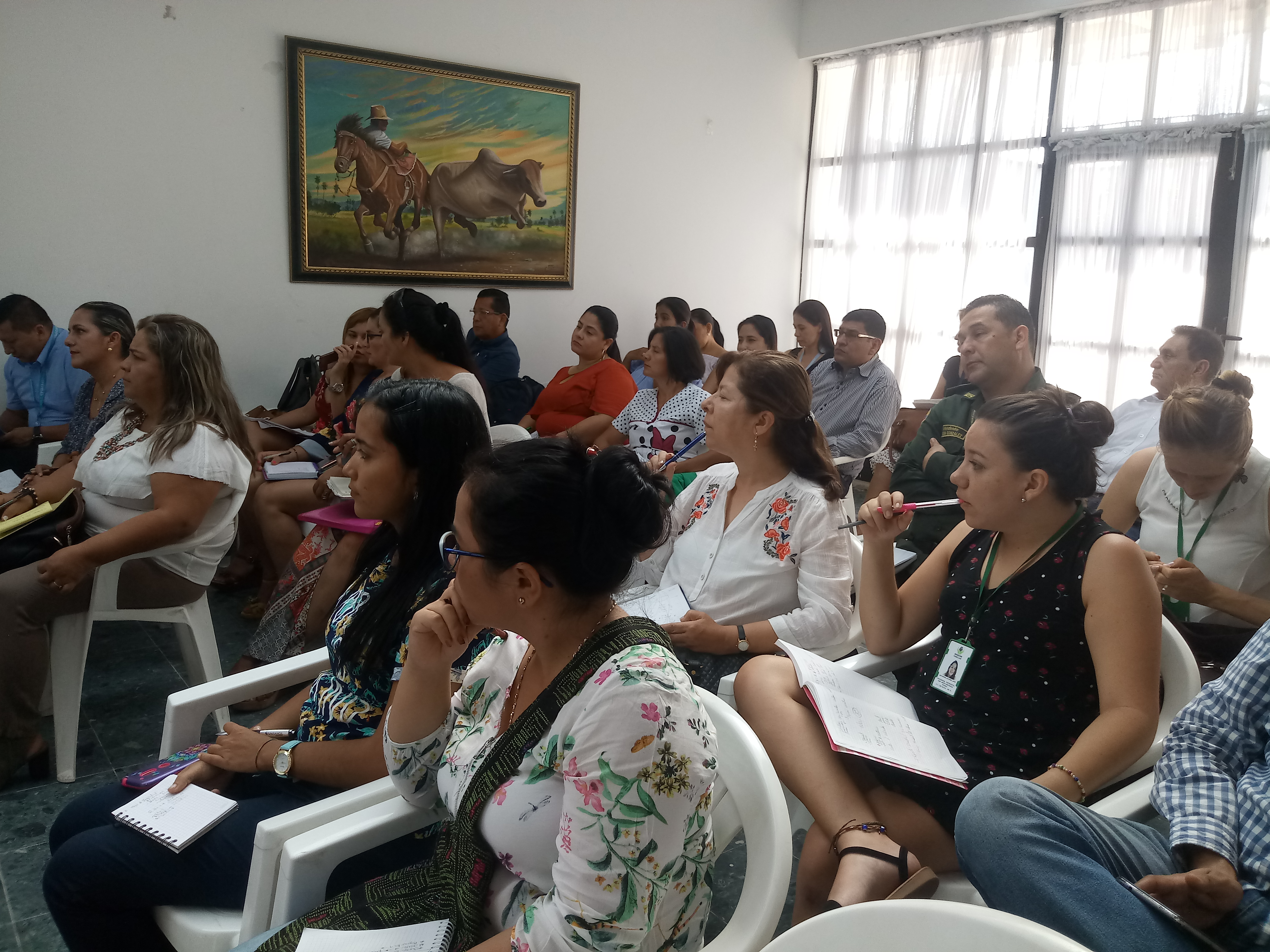 Photo of Se crea plan de acción para mesa de Primera Infancia, Infancia, Adolescencia, Juventud y Familia 2018