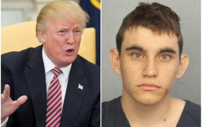 """Trump dice que sospechoso de masacre estaba """"mentalmente desequilibrado"""""""