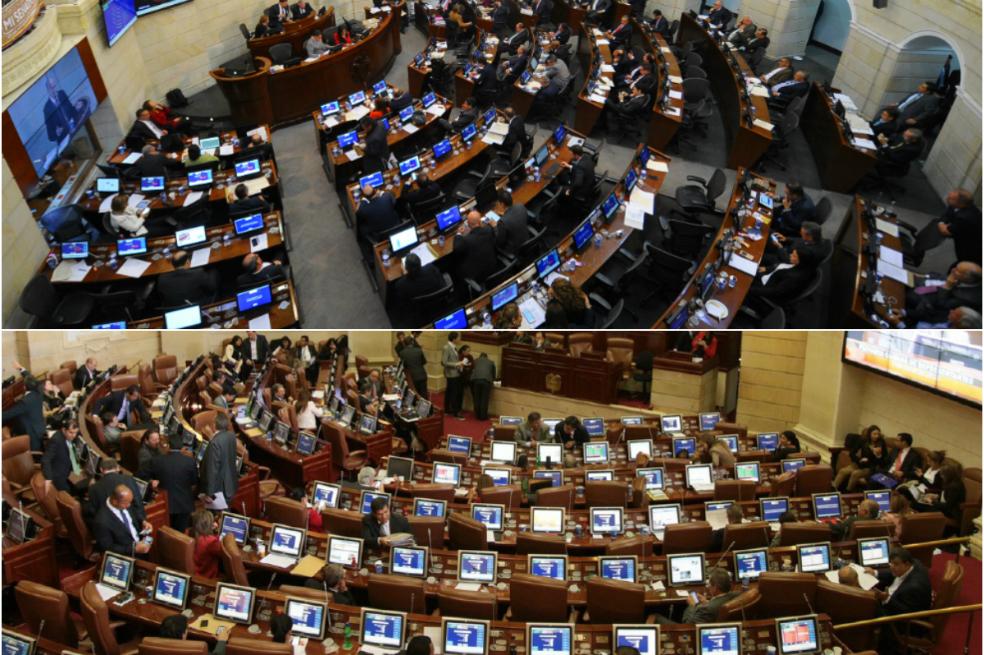 Photo of Así quedó conformado el Congreso 2018-2022