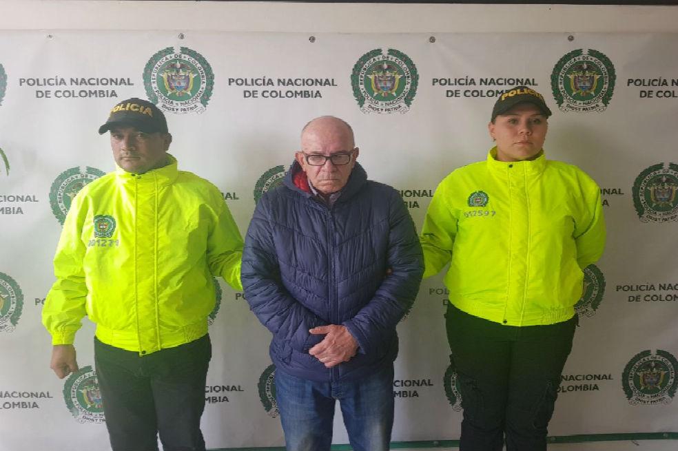 Photo of Capturado hombre de la tercera edad que robaba bolsos en Bogotá