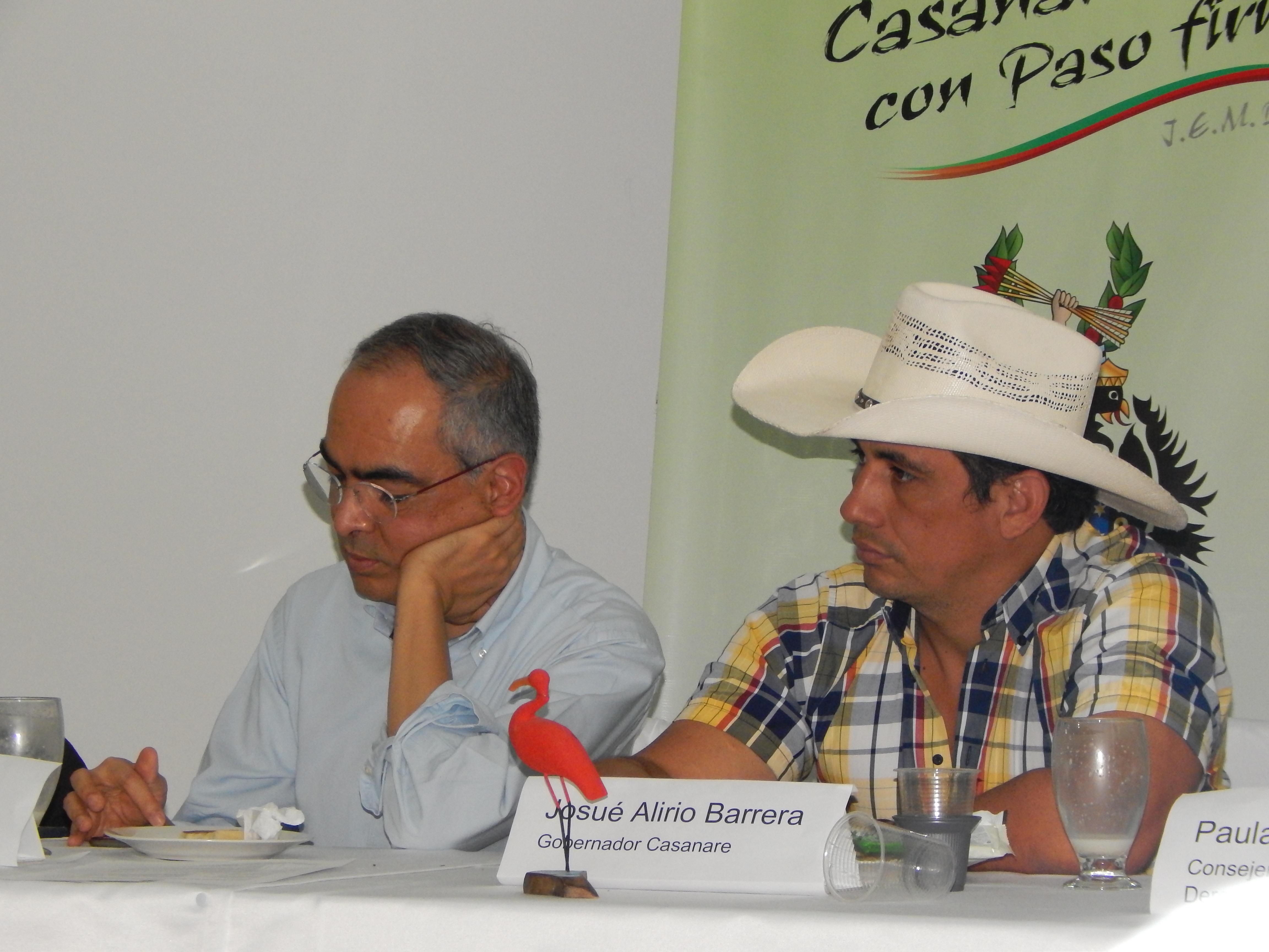 Photo of Gobernador de Casanare pide a Comisionado para la Paz, incluir todos los municipios del departamento en Zomac