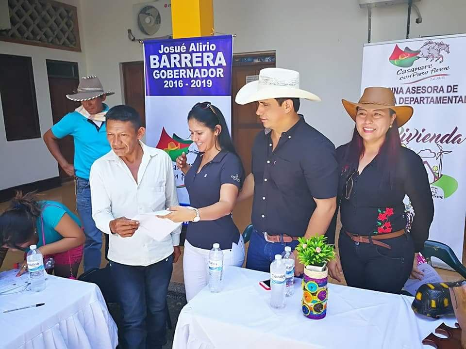 Photo of Administración de Casanare continúa trabajando para alcanzar la meta de vivienda en Casanare