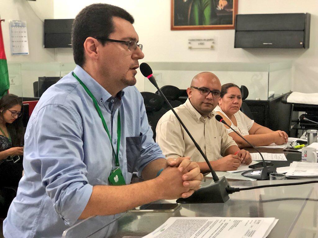 """Photo of Concejo de Yopal realizó debate de control político a las entidades encargadas del centro comercial """"la herradura"""""""
