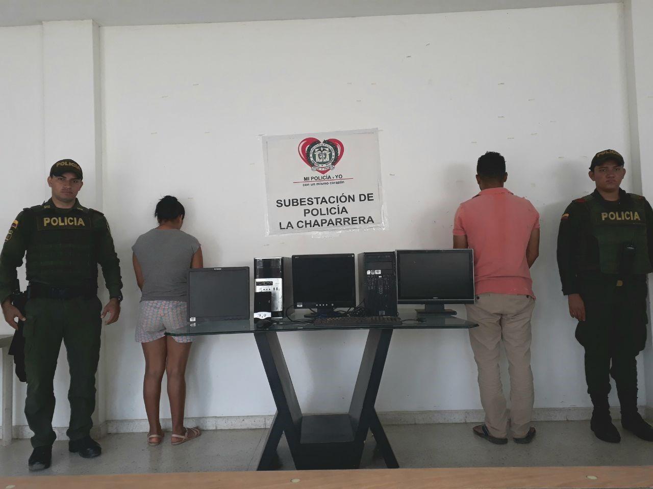 Photo of Policía Casanare logra la captura de dos personas por el delito de hurto en el corregimiento la Chaparrera