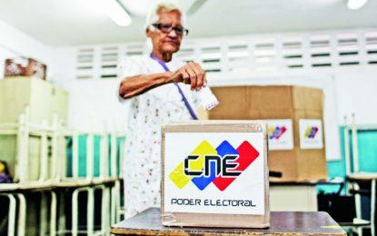 Elecciones que Maduro adelantó para quedarse