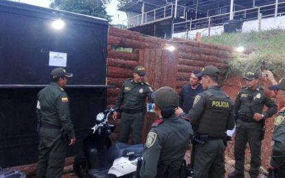 Alcaldía de Yopal trabaja junto a la Policía Nacional para mejorar la sana convivencia en el municipio