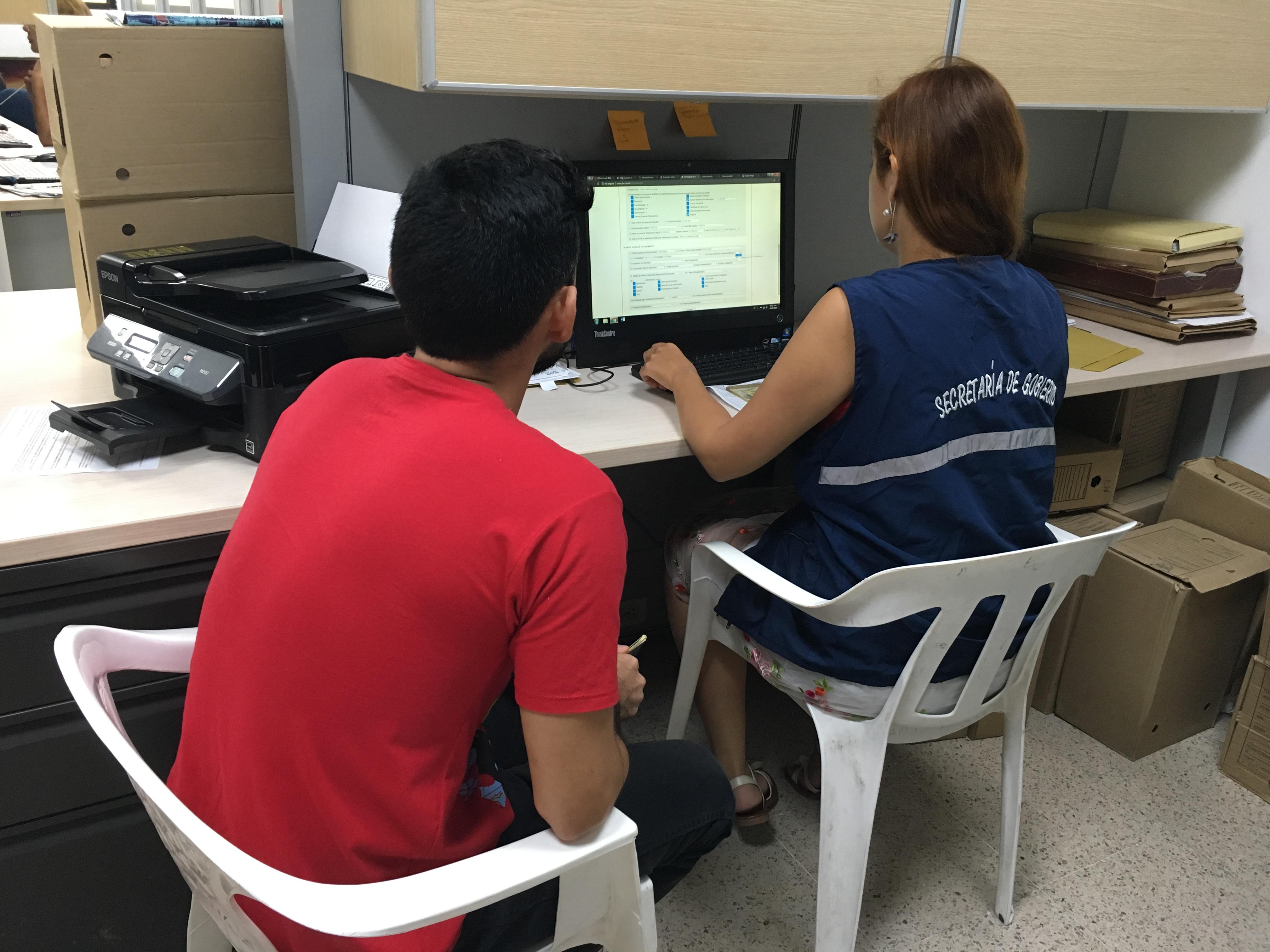 Photo of Alcaldía de Yopal aún continúa con el Registro Administrativo de Migrantes Venezolanos (RAMV)