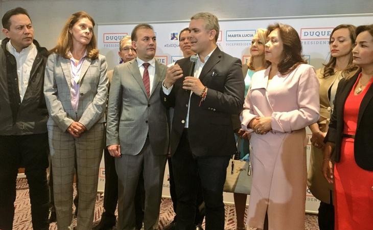 Photo of Partido Mira adhiere a candidatura de Duque