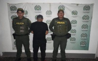 Policía Casanare logra la captura de 2 personas y la incautación de 8.500 gramos de marihuana en diferentes zonas del departamento