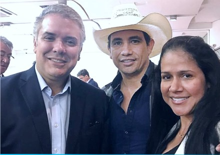 Photo of Presidente Electo Iván Duque sostuvo encuentro con Gobernador de Casanare Alirio Barrera